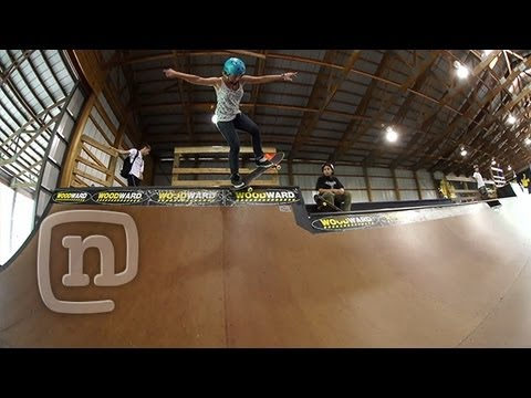 Savannah Headden & Erin Wolfkiel At Woodward