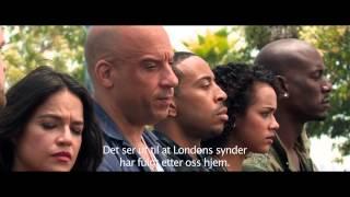 Fast & Furious 7 Offisiell Trailer