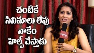 Rashmi Gautam's frank interview