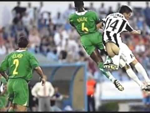Adegan Lucu Pemain Sepak Bola | Kumpulan Video Komedi