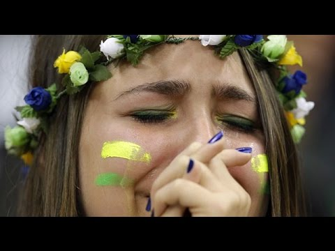 World Cup 2014: Fresh tears for Brazil fans
