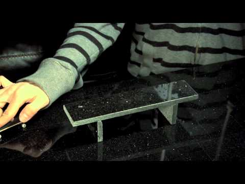 FlatFace Fingerboards - Mike Schneider Granite Bench Session