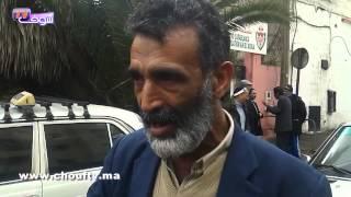 أصحاب الطاكسيات يثورون في وجه أمن الحي المحمدي       خارج البلاطو