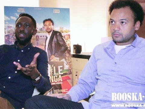 Thomas Ngijol et Fabrice Eboué :
