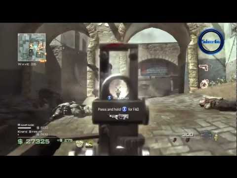 "MW3 ""Survival Mode"" w/ Ali-A! - Seatown Gameplay! - (Call of Duty Modern Warfare 3)"
