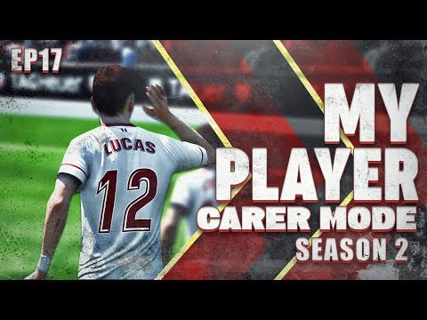 FIFA 18 My Player Career Mode Defender EP17 - Legendary Difficulty?! Dealing With The Brazil Snub!!