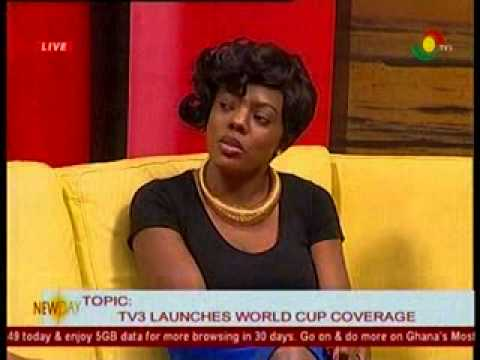 New Day - Discuss  TV3 World Cup Launch - 15/5/2014