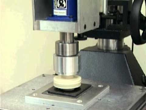 Spin Welding Demonstration
