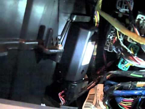 2006 Lincoln Navigator Blower Motor Resistor Part 2 Youtube
