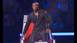 Top 10 performance Shocked coaches in The voice Audition 2018