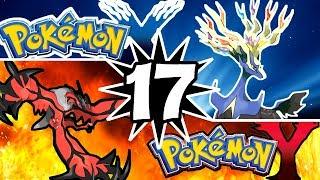 Pokémon X Et Y : Faisons Comme Tarzan ! épisode 17
