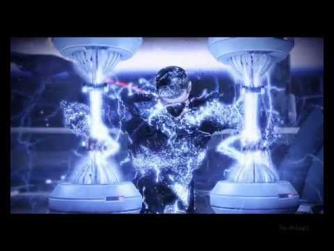 Mass Effect 3 - Blue Ending - Take control over the Reapers (sub. Esp.)