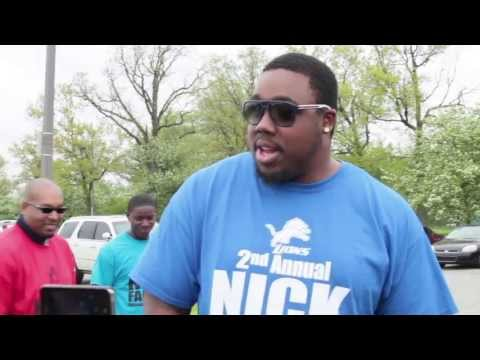 Nick Fairley 2nd Annual Community Kickball Tournament