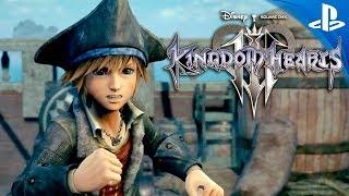 KINGDOM HEARTS 3 - Tráiler E3 2018 con subtítulos en Castellano