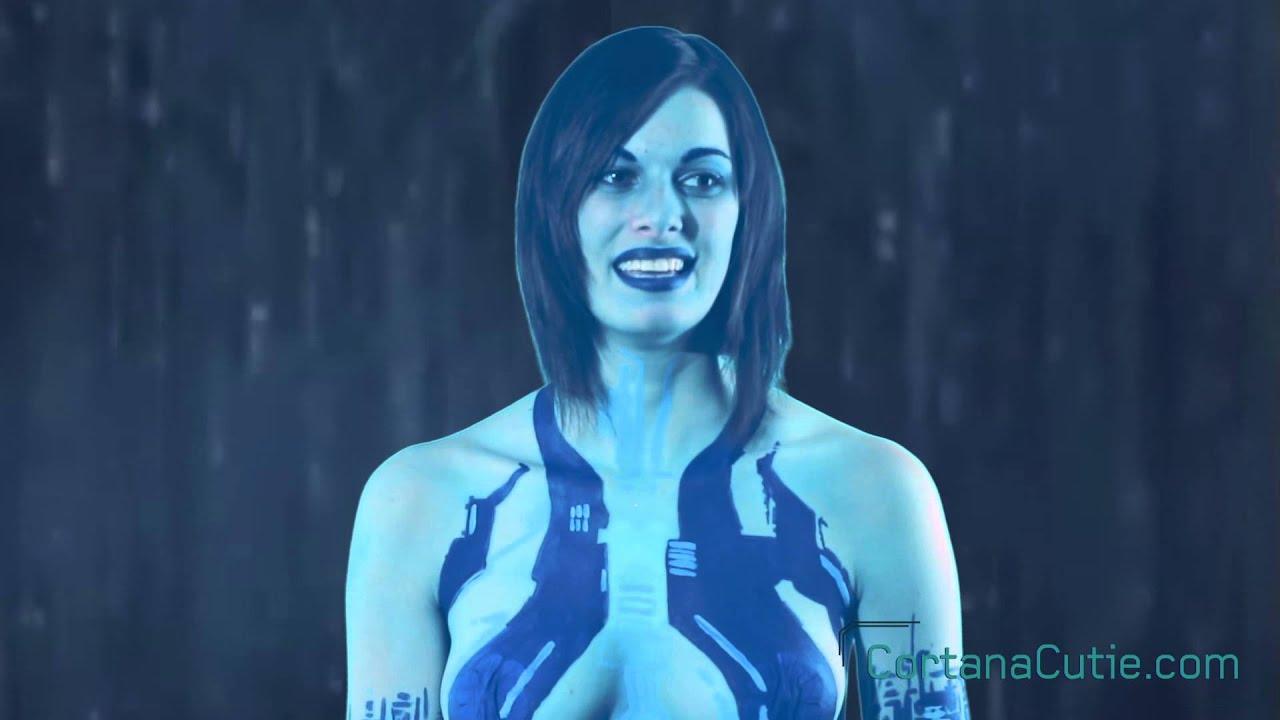 Halo Cortana Nude Cortana Youtube
