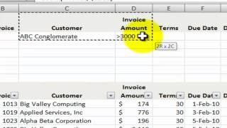 How To Use Database Functions In Excel For Tables And