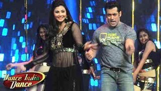 Salman Khan JAI Ho SPECIAL In Dance India Dance 4 18th