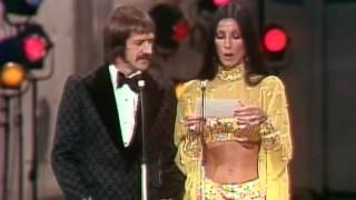 Sonny and Cher - 45th Annual Academy Awards (27.03.1973)