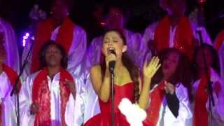 "Ariana Grande ""All I Want For Christmas Is You"" [Mariah"