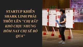 Shark Tank Việt Nam tập 13 -  Làm cho Shark Linh khó chịu nhưng Startup vẫn được khen nức nở - VTV24
