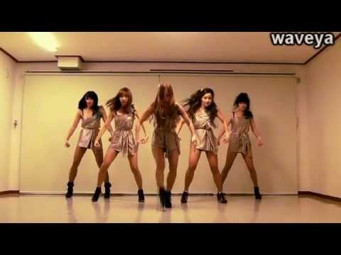 Beyonce 비욘세- End of time cover dance Waveya korea dance group ★