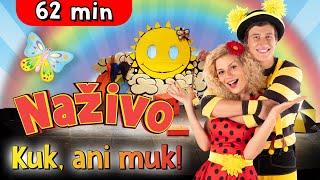 Smejko a Tanculienka - Kuk a Muk - predstavenie