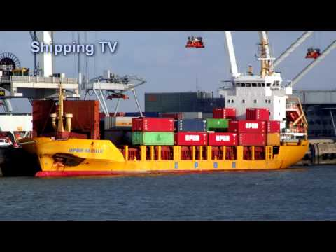 Shipping Line OPDR moves from Felixstowe to Tilbury