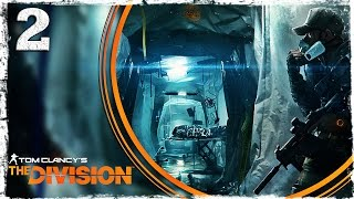 [Xbox One] Tom Clancy's The Division BETA. #2: Перестрелка в госпитале.