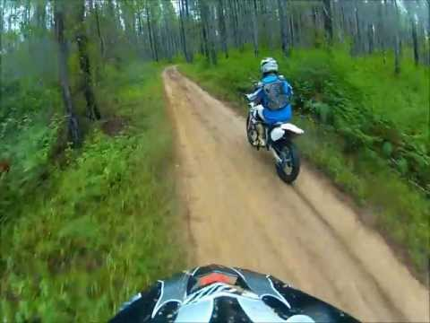 MUD   FOREST RIDING