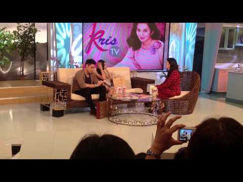 KrisTV - Kim and Xian Commercial Gap 1