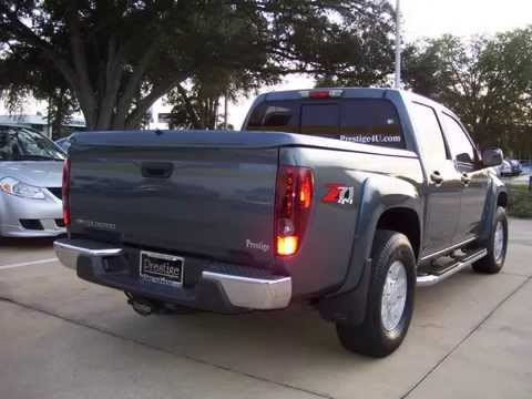 used chevy colorado z71 4x4 with leather in ocala florida youtube. Black Bedroom Furniture Sets. Home Design Ideas