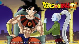 Goku Becomes The God Of Destruction Hindi Discussion