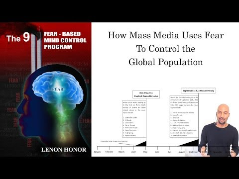 The 911 Fear Based Mind Control Program ~ Lenon Honor