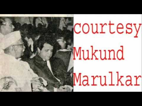 tribute to jaikishenji  (of Shankar-Jaikishan) by gopal sharma part II