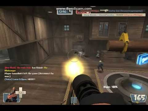 TF2 RANDIOMIZER (Episode 4)- I don't think I lasted a minute .__. [2/2]