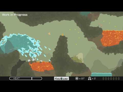 Новые скриншоты и трейлер PixelJunk Shooter