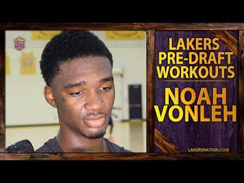 Lakers Pre-Draft Workouts: Noah Vonleh