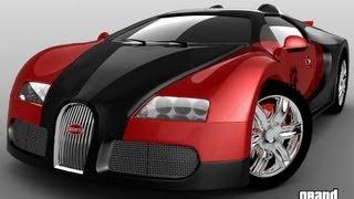 GTA 5 : Parking Des Plus Belles Voitures + Emplacement