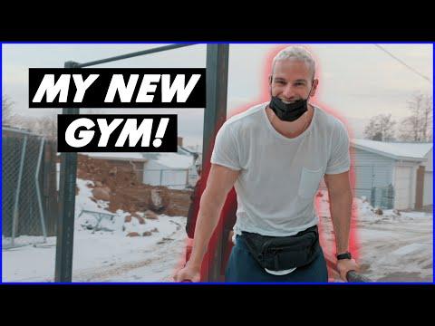 Im Opening A Gym!! (DREAM COME TRUE)