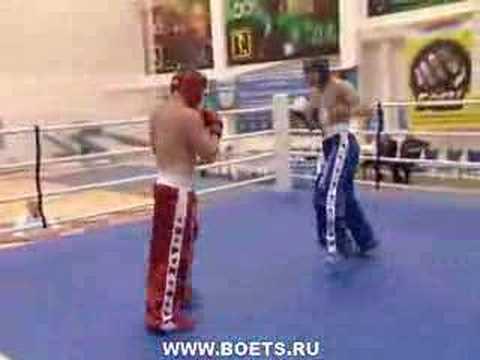 Финал чемпионата России по кикбоксингу 2007 - drakoff.ru