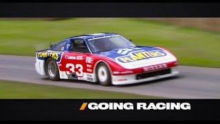 Adam's Final Runs In The Nissan 300ZX -- /GOING RACING WITH ADAM CAROLLA. Drive Youtube Channel.