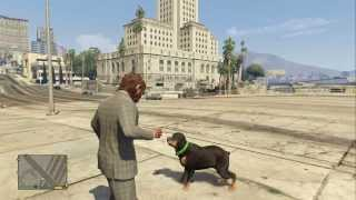 1 Way To Kill Chop In GTA 5!