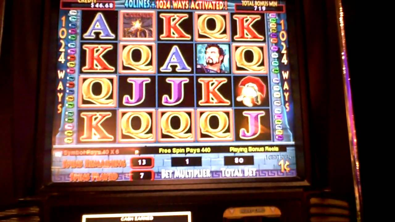 5 treasures slot machine max bets