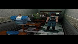 Resident Evil 1 Director´s Cut Ps1 Intro + Armas