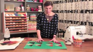 Quilty: How To Make A Card Trick Quilt Block
