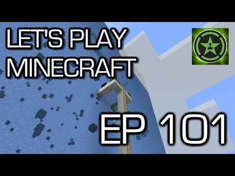 Let's Play Minecraft - Episode 101 - Ice Cube