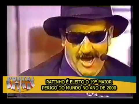RATINHO É ELEITO O 19º MAIOR PERIGO DO MUNDO EM 2000