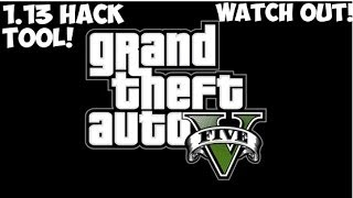 Gta Online HACK TOOL AFTER PATCH 1.13 & 1.16 (WARNING