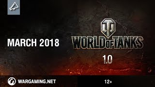 World of Tanks - 1.0-ás Frissítés Játékmenet Trailer