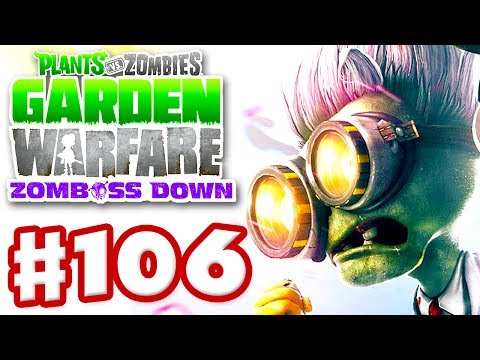 Plants vs. Zombies: Garden Warfare - Gameplay Walkthrough Part 106 - Gardens & Graveyards (Xbox One)